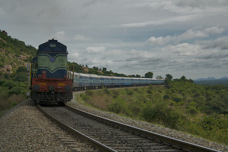 Indian Railways Developing Solar-Powered Air Conditioning | Climate change | Scoop.it