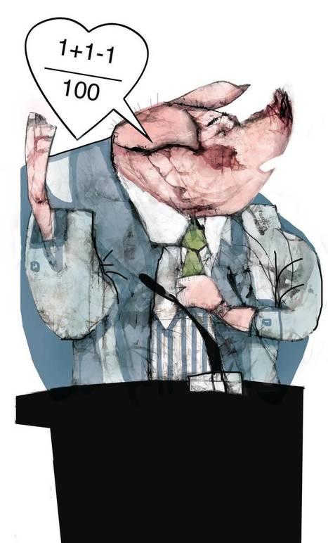 Tribuna | La mentira y el liderazgo | José Montilla | Scoop.it