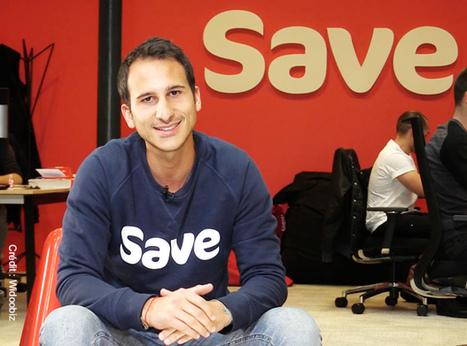 Save : à 25 ans il lève 15 millions d'euros et veut bâtir un empire | les échos du net | Scoop.it