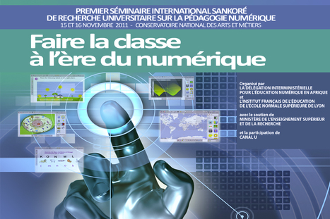 SANKORÉ Session IV : L'innovation technologique au service de l'éducation | TICE | Scoop.it