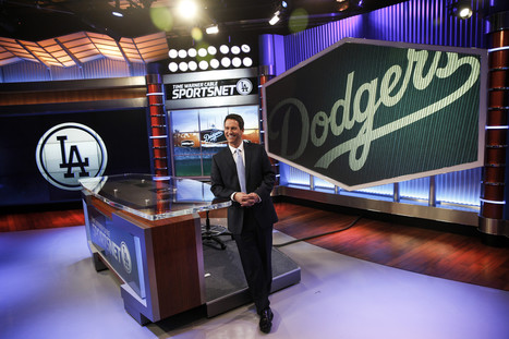 No relief for Dodger's fans as FCC puts reviews of mergers on hold | Business Video Directory | Scoop.it