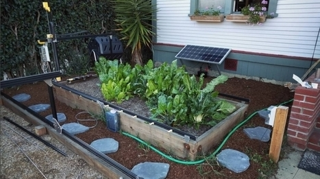 FarmBot is the geekiest backyard gardening setup ever | News | Geek.com | Des robots et des drones | Scoop.it