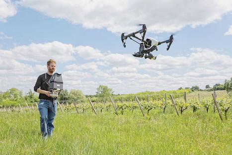 En France, la filière drone connaît un bel envol | Une nouvelle civilisation de Robots | Scoop.it