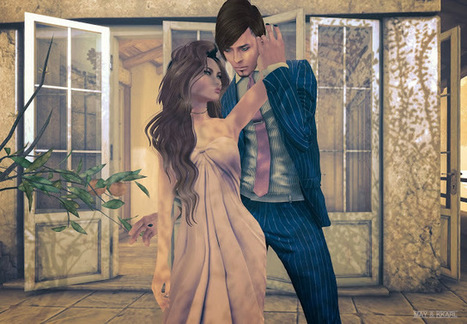 You & Me .... | Second Life Freebies by Kkarl and May | Scoop.it
