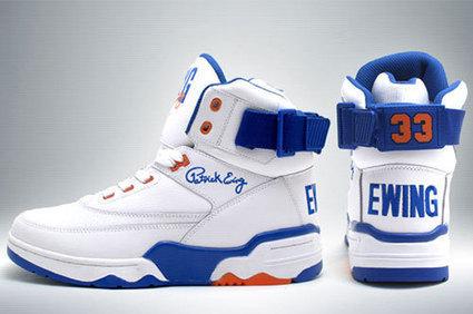 Sneaker Ewing 33 Hi - Lourdson | Sneakers_me | Scoop.it