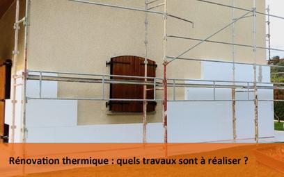 Rénovation thermique : quels travaux sont à réaliser en priorité dans un logement ? | Expertise bâtiment | Scoop.it