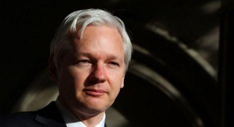 """J. Assange dénonce un """"effondrement calamiteux du droit ... - Rtbf   wikileaks news   Scoop.it"""
