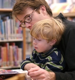 Reading to your children | Reading, Research and Reflection | Scoop.it