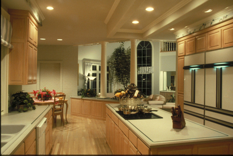Kitchen Lighting Tips and Ideas | Baker Remodeling | Scoop.it