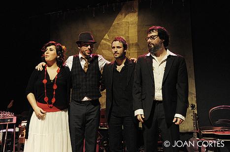 Jazz Machín (Círcol Maldá, Barcelona, 16-I-2013) | JAZZ I FOTOGRAFIA | Scoop.it