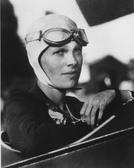 Will Her Plane Finally Be Found? | Amelia Earhart!!! | Scoop.it