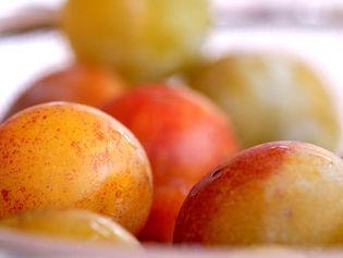 Fruit de saison - La mirabelle:  un atout minceur et santé