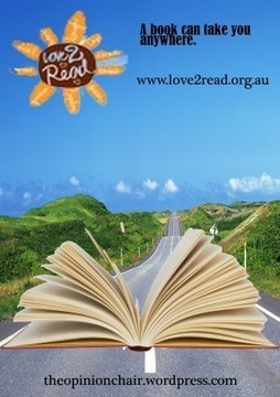 Books are roads to anywhere! | Edumathingy | Scoop.it