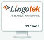 Lingotek Webinars - Q1 & Q2 2013   Translation Memory   Scoop.it