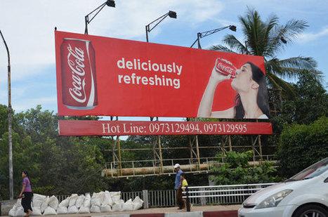 Coca-Cola to set up factory in Myanmar | Myanmar | Scoop.it