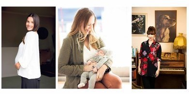 Mama Sartorial: A stylish guide to pregnancy - New Zealand Herald | Tubal Reversal | Scoop.it