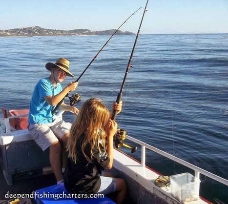 Fishing for Therapy & Your Supper: Family Fishing - Healthy Lifestyles | The Great Outdoors | Scoop.it