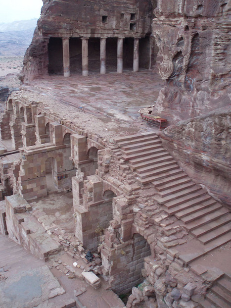 The treasure land in Petra | Ancient Cities | Scoop.it