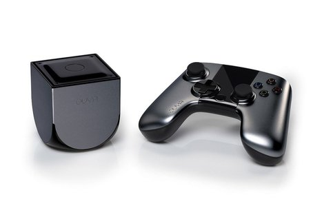 Open-Source Android Games Console Launched In UK For £99   Heron   Scoop.it