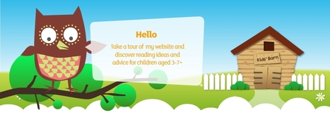 Help your child's reading with free tips & free ebooks | Oxford Owl | AdLit | Scoop.it