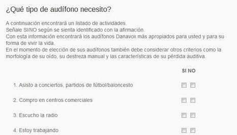 El test puede ser una guía para elegir el audífono apropiado | PepeAlon | Scoop.it