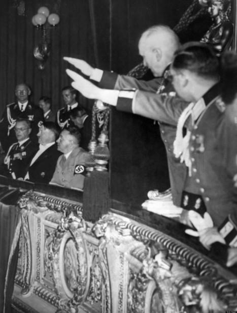 Composer Creates Opera About Nazi Atrocities: 'Speigelgrund' premieres at Austrian Parliament   European History 1914-1955   Scoop.it