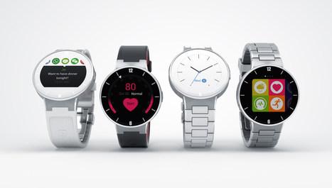 Alcatel OneTouch Watch, un smartwatch elegante y económico. | Noticias Wearables | Scoop.it