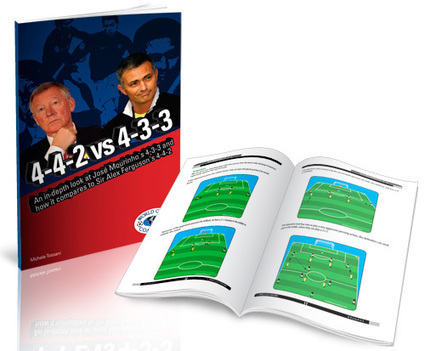 Is Mourinho's 4-3-3 System Better Than Ferguson's 4-4-2 System? | Coaching the 4-3-3 | Scoop.it