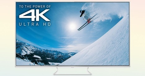 Panasonic Unveils Its Ultra HD Smart TV | Technology and Gadgets | Scoop.it
