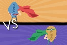 Viagra vs Cialis : quel traitement pour l'érection?   Impuissance et troubles érectiles   Scoop.it