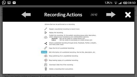 "En la nube TIC: ""Lensoo Create"", ideal para la ""flipped classroom""   Recursos 2.0   Scoop.it"