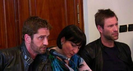 Gerard Butler e Aaron Eckhart presentano a Roma Attacco al Potere | NewsCinema | NewsCinema | Scoop.it