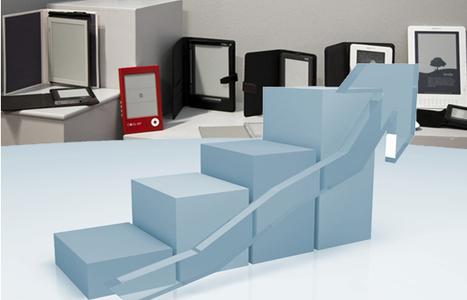 B&N: bajada de ventas en general, subida de lo digital en particular | Edición en digital | Scoop.it