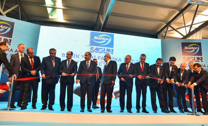 BioMar-Sagun feed factory opens in Turkey | Aquaculture Directory | Aquaculture Directory | Scoop.it