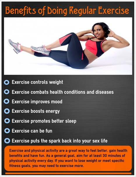 Benefits of Doing Regular Exercise | Women's He...