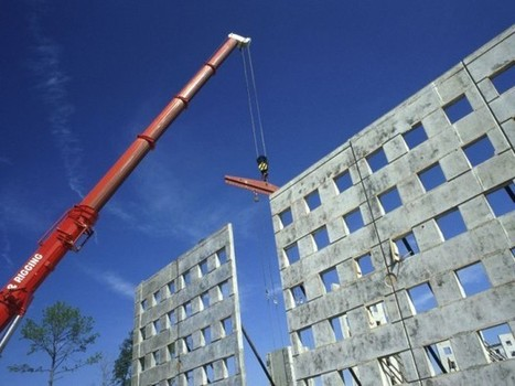 Construction neuve : la reprise s'accélère | Construction l'Information | Scoop.it