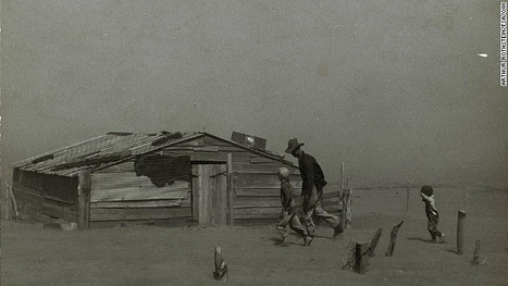Drought of 2012 conjures up Dust bowl Memories. | *The Dust Bowl of the Great Plains* | Scoop.it