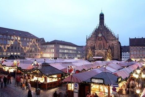 Suivez le guide à Nuremberg | Nathaëlle Morissette | Allemagne | Allemagne tourisme et culture | Scoop.it