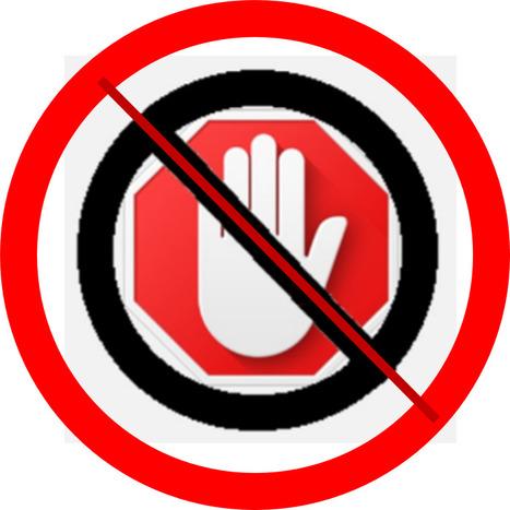 Facebook's Blocker-Blocking Ads Blocked by Blockers | TechCrunch | SocialMoMojo Web | Scoop.it