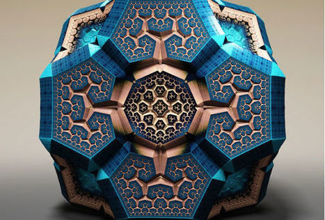 These 'Fabergé Fractals' will blow your mind | Claire Sistach | Scoop.it