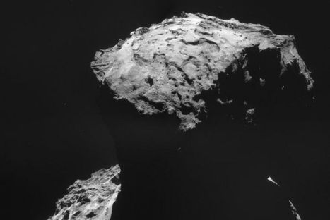 Rough touchdown forecast for historic comet landing | Science Fun | Scoop.it