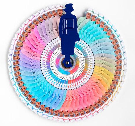 Pantone Queen // 60 Years Of Matching Colour | #Design | Scoop.it