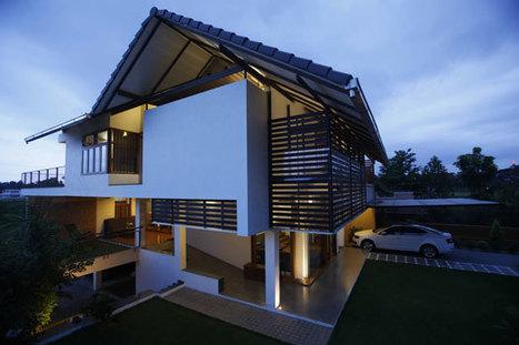 India Art n Design inditerrain: Climate-sensitive house | India Art n Design - Architecture | Scoop.it