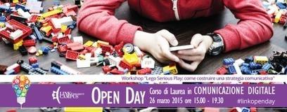 Link campus di Roma: open day per il corso di Comunicazione digitale   Film and Literature   Scoop.it