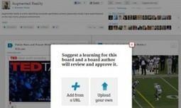 Learnist. Un Pinterest like pour enseignants et étudiants. | Les outils du Web 2.0 | Scoop.it