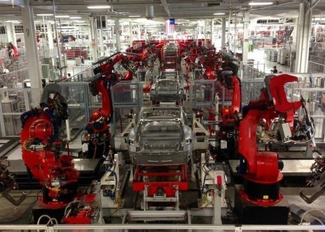 Tesla's Next Big Project Might Be Its Craziest One Yet | leapmind | Scoop.it