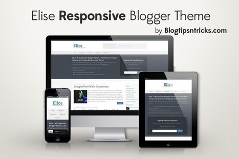 Top 3 Best Blogger Templates For Niche Blogging | Your Survival Tips | Your Survival Tips | Scoop.it