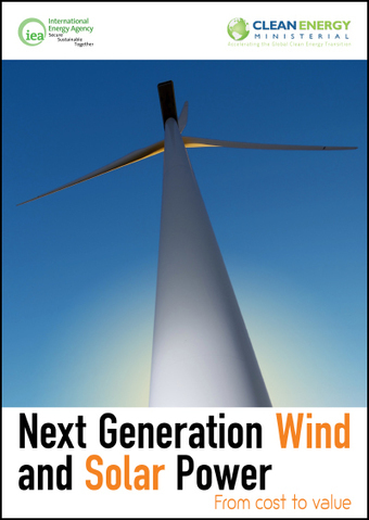Publication: Next Generation Wind and Solar Power | Solar Energy projects & Energy Efficiency | Scoop.it