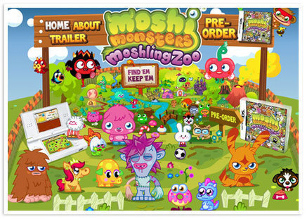 Moshi Monsters: Moshling Zoo | video game collectibles | Scoop.it