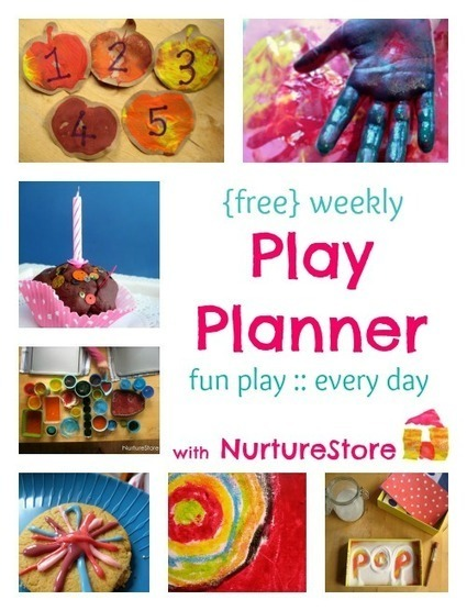 Play Planner :: the magic edition! - NurtureStore | Sue Atkins Parenting Made Easy | Scoop.it